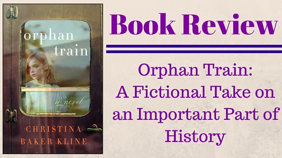 Book Review: Orphan Train by Christina Baker Kline