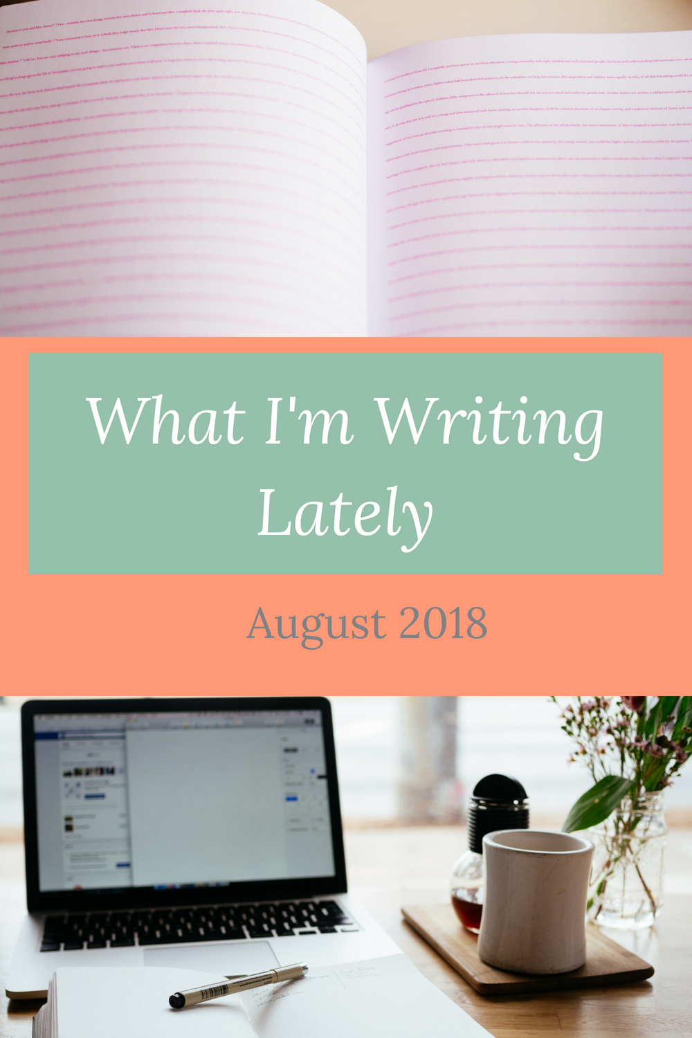 what i'm writing lately - michelle chalkey website