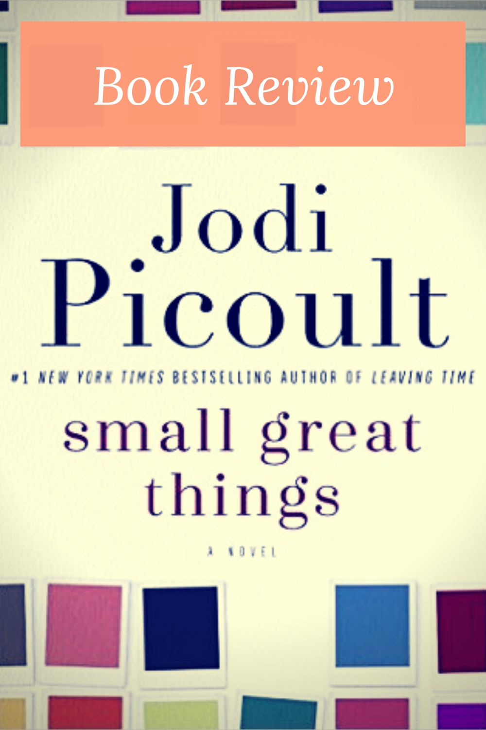 Small Great Things Book Review