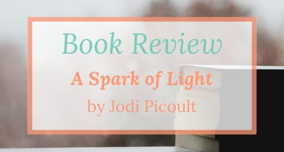 "Book Review: ""A Spark of Light"""