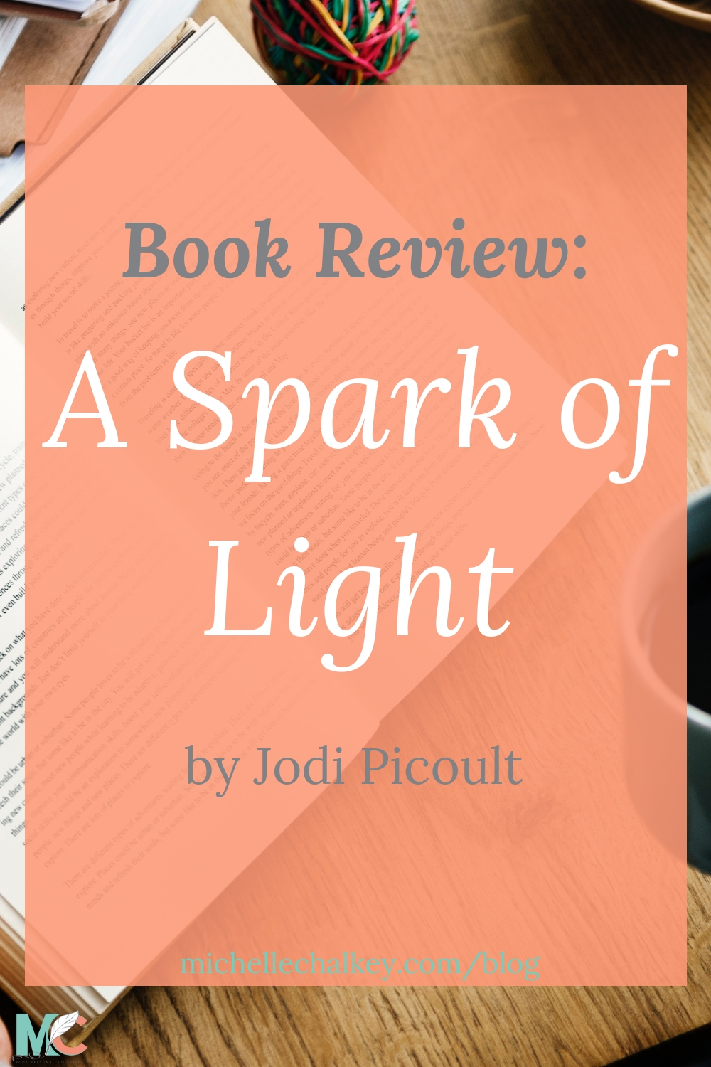 A Spark of Light Book Review